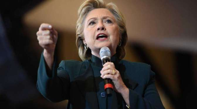 Hilllary Clinton's Brooklyn Campaign HQ Evacuated Due to a Letter With a Suspicious Substance