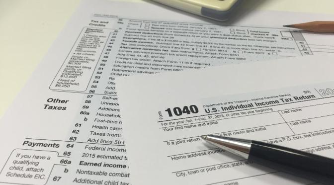 IRS Announces 2017 Tax Rates, Standard Deductions, Exemption Amounts And More