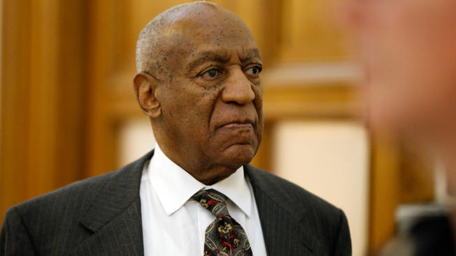 Bill Cosby Is 'Legally Blind' and Can't Identify Accusers, Say Lawyers