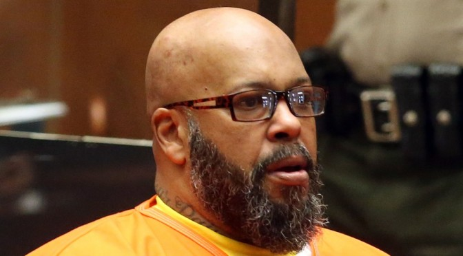 Suge Knight Is Reportedly Suing Dr. Dre, Claims He Hired a Hitman to Kill Him
