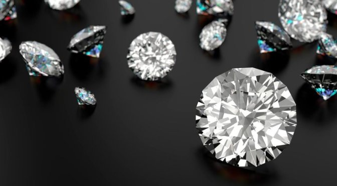 New Method Could Store Massive Amounts of Data in Diamond Defects