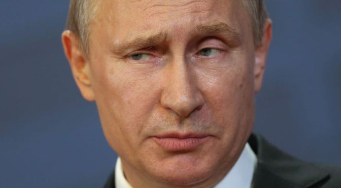 Russia Reveals 'Satan 2' Nuclear Missile Capable of Destroying Texas in One Blow