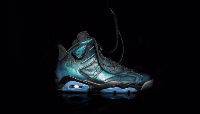 """Chameleon"" Air Jordan 6s Coming for All-Star 2017"