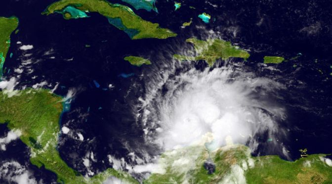 What We Know About the Extremely Dangerous Hurricane Matthew