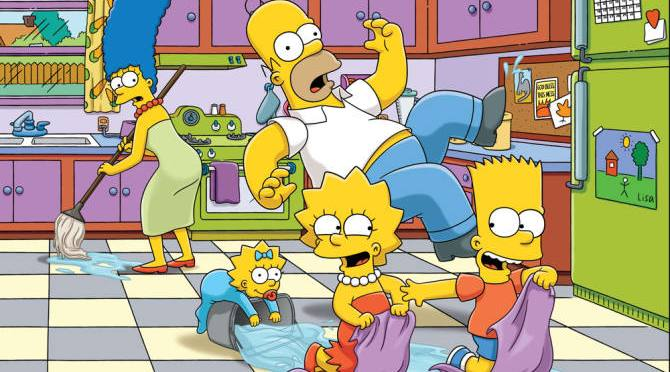 'The Simpsons' Writer Kevin Curran Dies At 59