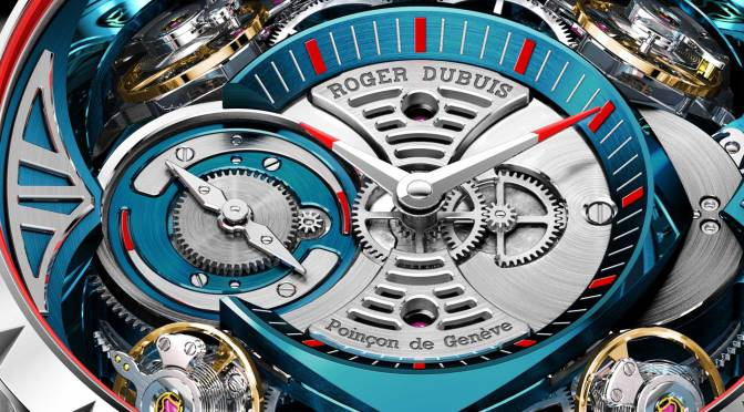 2017: ROGER DUBUIS