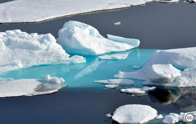 Scientists Warn That Melting Arctic Could Be Climate Change Catastrophe