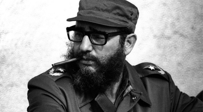 Fidel Castro, Cuba's longtime revolutionary leader, dies at 90