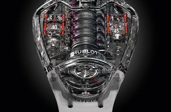 Progress Through Technology: 10 Tourbillon Watches with High-Tech Designs