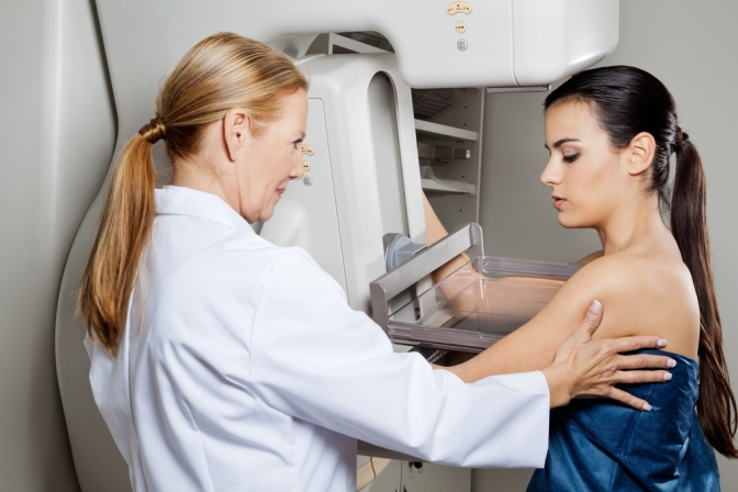 Breast Cancer: The First Sign Isn't Always a Lump