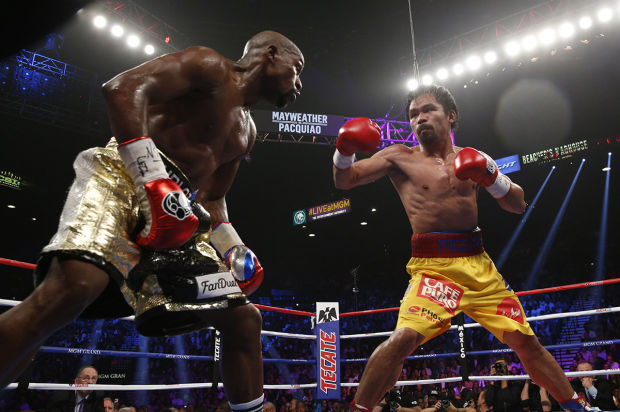 MAYWEATHER-PACQUIAO II IS PROBABLY HAPPENING WHETHER WE WANT IT OR NOT