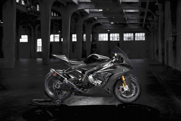 BOW DOWN TO THE MOST EXCLUSIVE BMW MOTORCYCLE EVER MADE