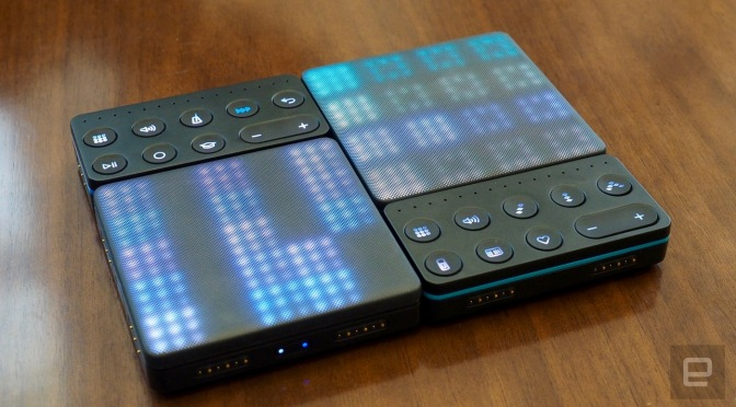 Roli Blocks is an affordable, modular way to make electronic music
