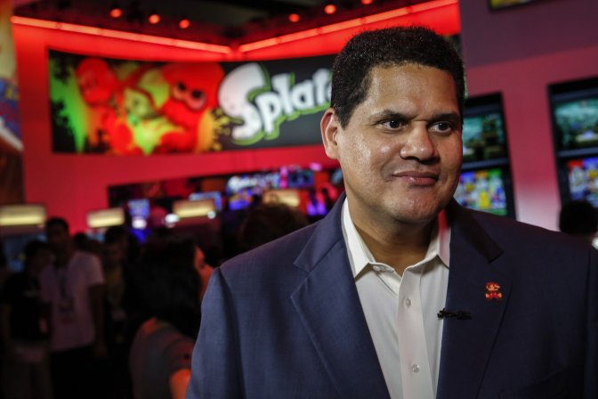 Nintendo's Reggie Fils-Aime explains why it's time to go mobile