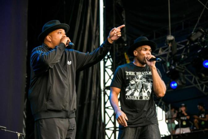 Run-DMC Reportedly Suing Walmart and Amazon for $50 Million