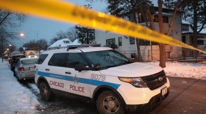 More Than 50 People Shot In Chicago During Christmas Holiday