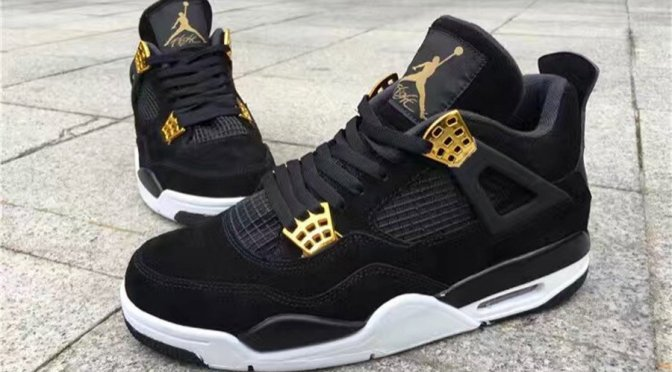 An Air Jordan 4 Retro Fit for a King Is Dropping in 2017