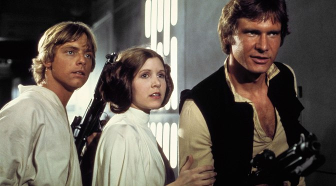 Iconic Star Wars Actress Carrie Fisher Dies at 60