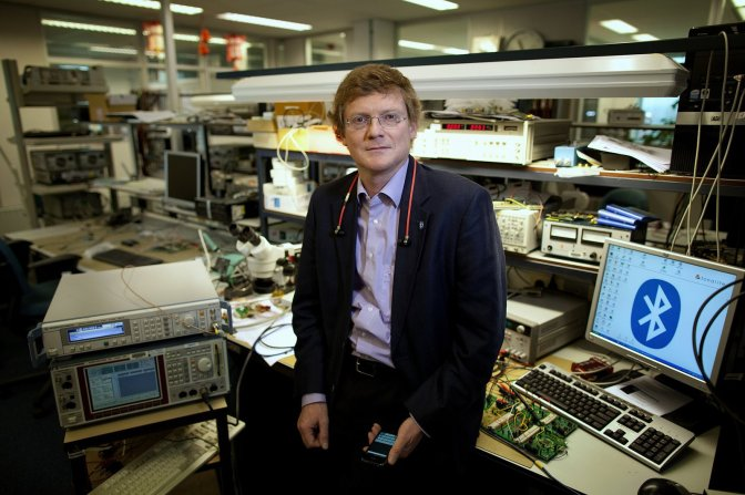 The inventor of Bluetooth on where wireless is going next