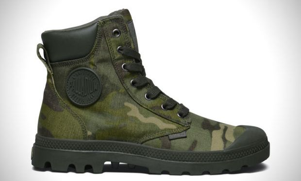 THESE BADASS CAMOUFLAGE WINTER BOOTS ARE READY FOR ANYTHING