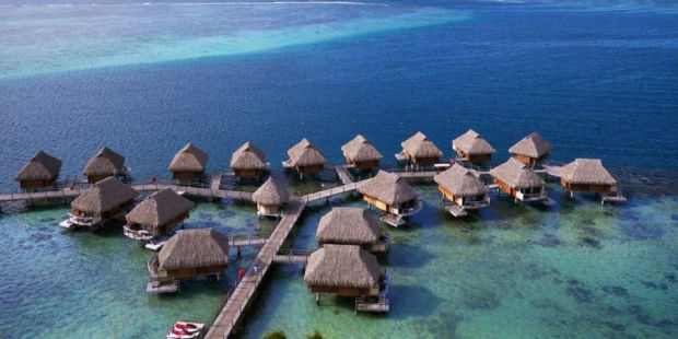 10 EXOTIC OVERWATER BUNGALOWS THAT WILL BLOW YOUR MIND