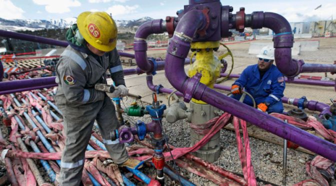 The EPA Finally Admits That Fracking Contaminates Drinking Water