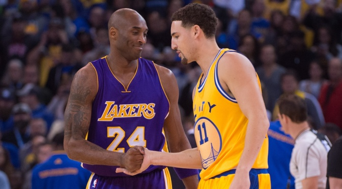 Kobe Versus Klay: A Tale of Two 60s