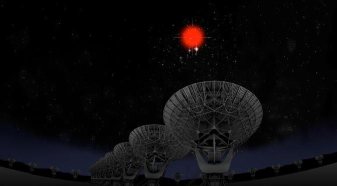 Strange Radio Bursts Seen Coming From a Galaxy Far, Far Away
