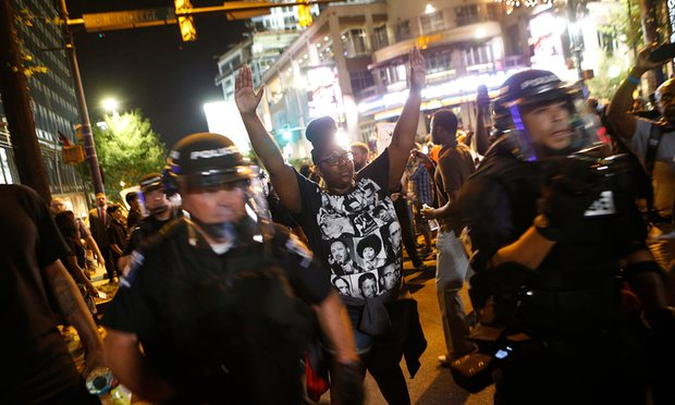 Young black men faced highest rate of U.S. police killings in 2016