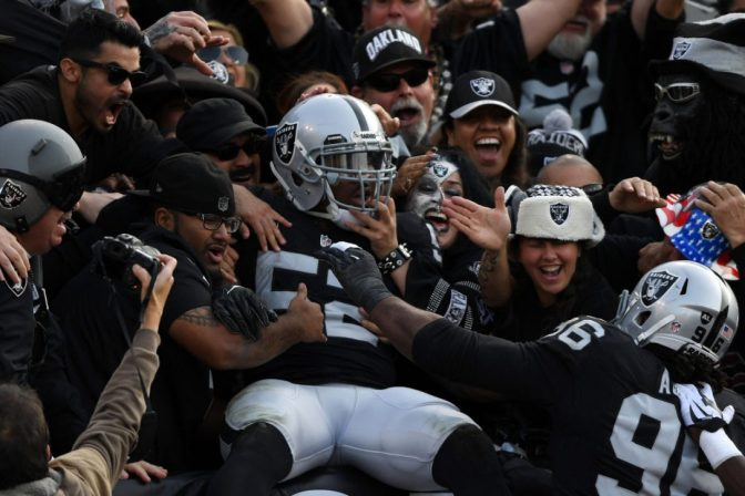 Oakland Raiders Submit Paperwork to Relocate to Las Vegas