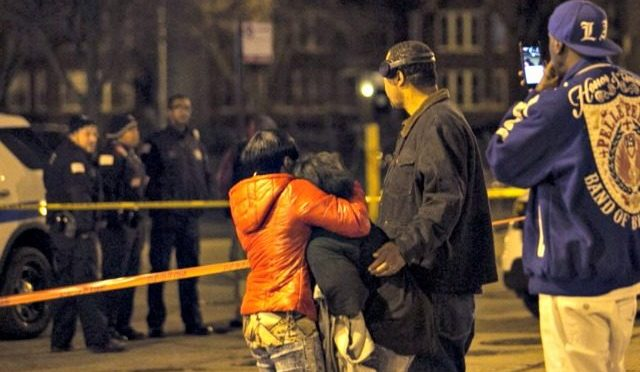 "President Trump Vows To ""Send In The Feds"" If Chicago's Murder Rate Continues To Climb."