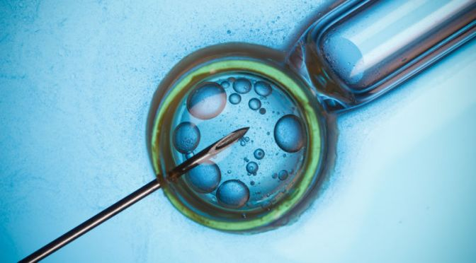 A New Fertility Technique Could Make 'Designer Babies' a Reality