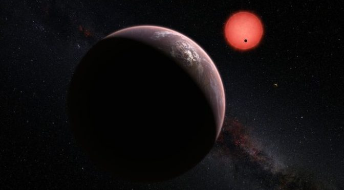 JUST HOW FAR AWAY ARE THE EXOPLANETS WE'VE FOUND?