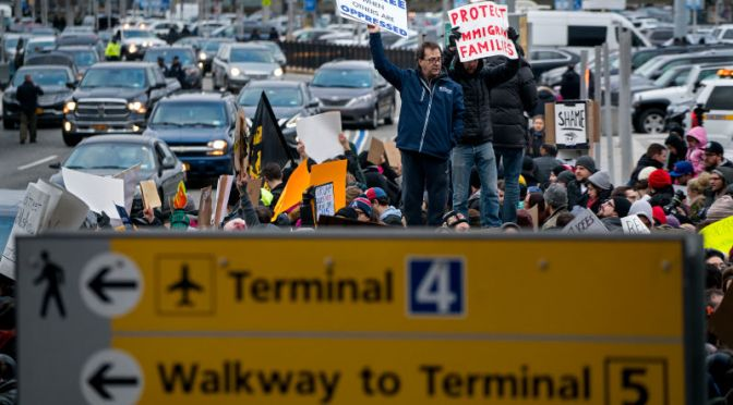 New York Taxi Workers Alliance Halting JFK Airport Pickups To Protest Immigration Ban