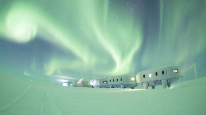 Antarctic Crack Forces Temporary Evacuation of Scientific Research Station