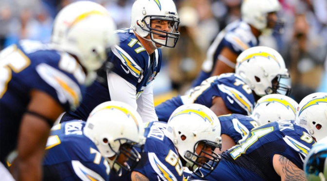 The San Diego Chargers Moving Franchise To Los Angeles