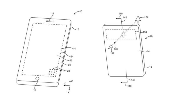 New Apple Patent Shows How That Edge-to-Edge Display Could Work