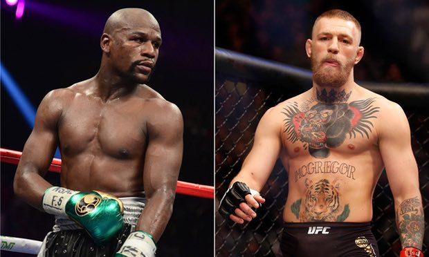 Floyd Mayweather can cash in on mismatch with Conor McGregor