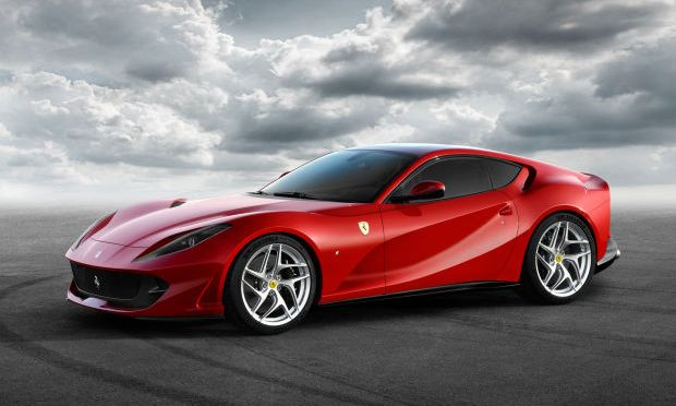 THE JUST-REVEALED 789-HP 812 SUPERFAST IS FERRARI'S MOST POWERFUL V12 EVER