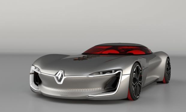 RENAULT'S EYE-POPPING TREZOR NAMED MOST BEAUTIFUL CONCEPT CAR OF 2016