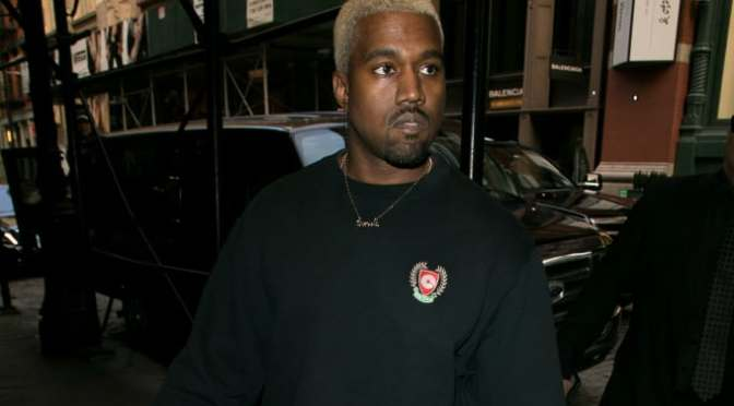 Kanye West Reportedly Planning to Create DONDA Cosmetics Line