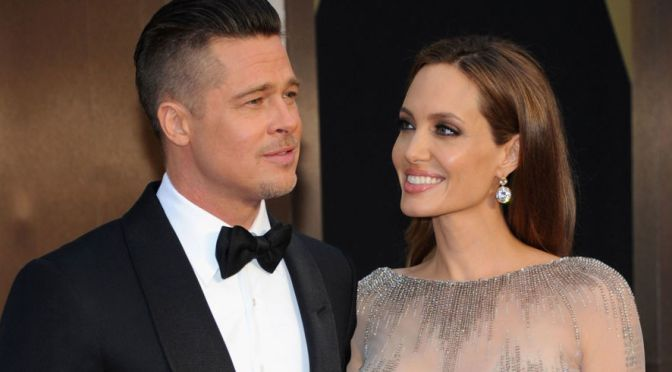 Angelina Jolie Finally Opens Up About 'Difficult' Split From Brad Pitt