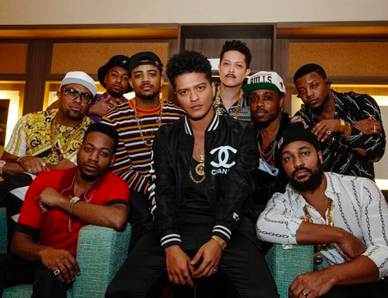 Bruno Mars Declares American Music Is 'Black Music'