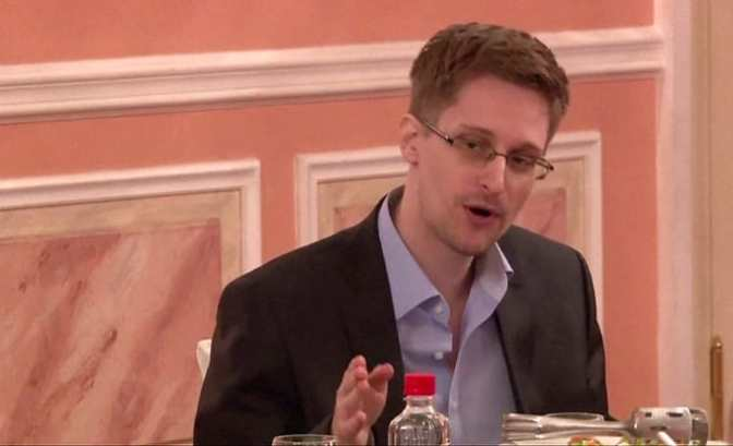 Report Claims Russia Is Considering Extraditing Edward Snowden as a 'Gift' to Donald Trump