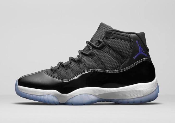 'Space Jam' Air Jordan 11s Were Nike's Biggest Release Ever