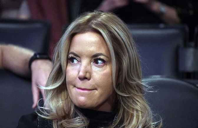 Jeanie Buss Sought a Restraining Order to Stop Her Brothers From Taking Over The Lakers
