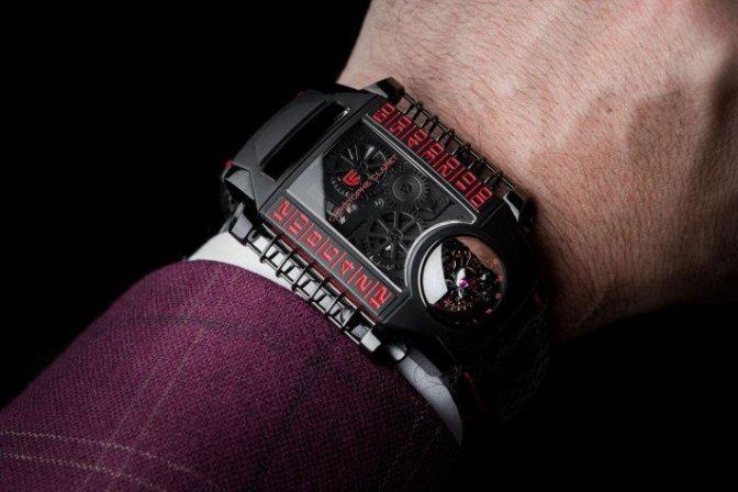 Christophe Claret X-TREM-1 StingHD