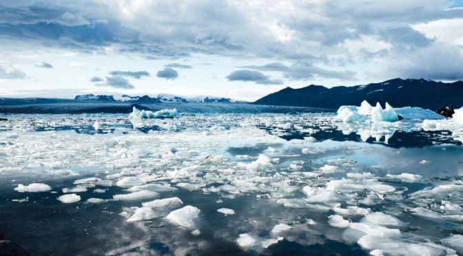 Six pieces of evidence that prove climate change is real