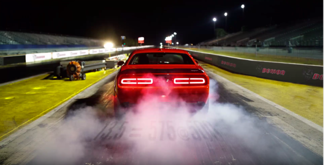 HERE'S EVERYTHING WE KNOW ABOUT THE FIRE-BREATHING DODGE DEMON SO FAR