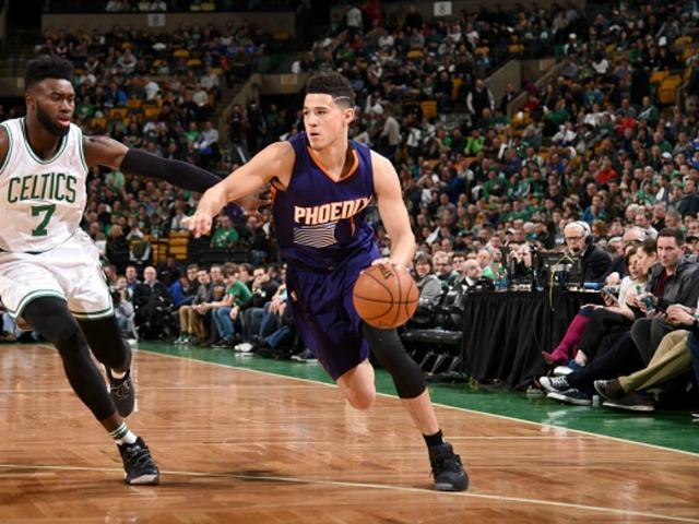 Devin Booker Scores Team-Record 70 Points Against Celtics